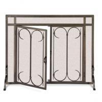 Iron Gate / Straight Top Door