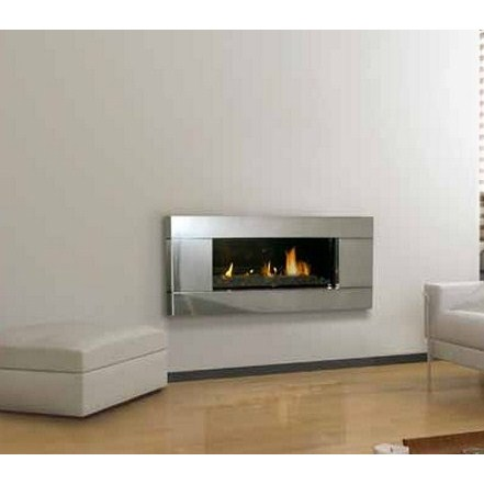 Buy Online St900 Gas Fireplace Stainless Steel San Francisco Bay Area Ca The Fireplace