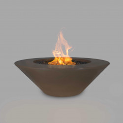 cazo fire pit chocolate