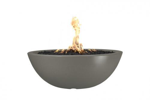 SEDONA WIDE LIP CONCRETE FIRE PIT 60