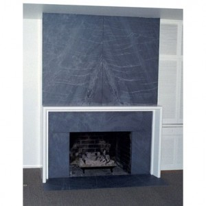 fireplace marble book match 2