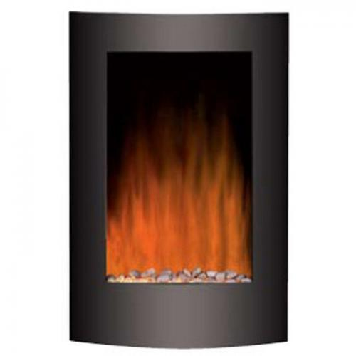 "23"" x 35"" Convex Front Electric Fireplace"