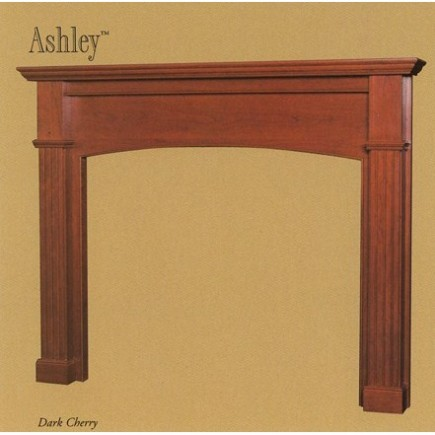 ashley lite mantel 3