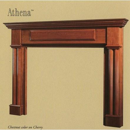 Buy Mantel Wood Online Surround Mantel Athena San