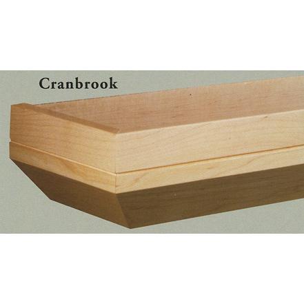 Mantel Shelf Cranbrook