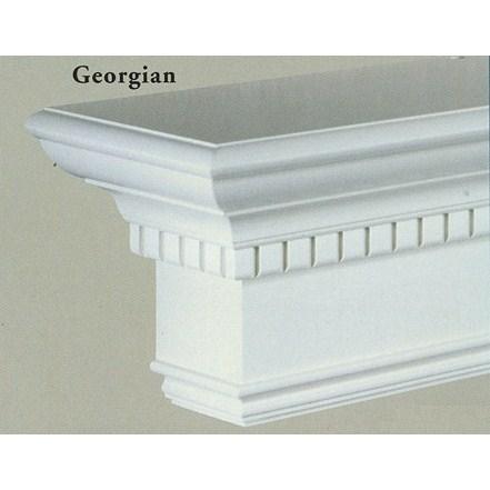 Mantel Shelf Georgian
