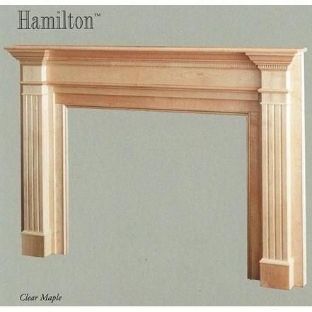 Surround Mantel Hamilton