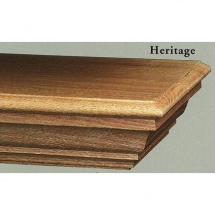 heritage mantel shelves 3
