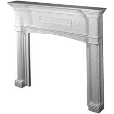 Surround Mantel Mayfair - Alder