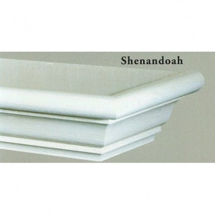 shenandoah mantel shelves 3