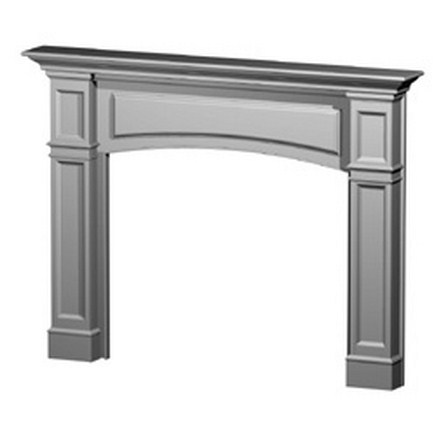 Surround Mantel Stratford - Oak