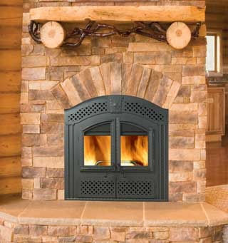 Buy Online Nz26 Wi Wood Burning Fireplace San Francisco Bay Area Ca The Fireplace Element