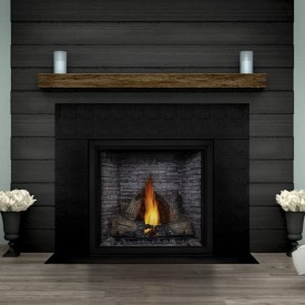Classic Gas Fireplaces - Clean View