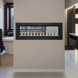 See-Thru Electric Fireplace
